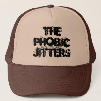 恐怖症のジッターの帽子 キャップ