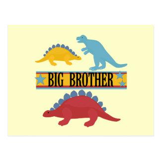 恐竜のお兄さん ポストカード