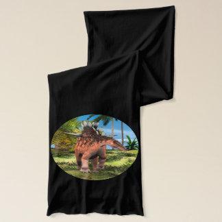 恐竜のケントロサウルス スカーフ