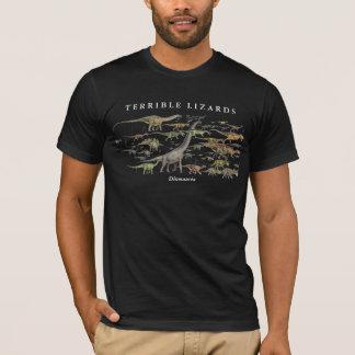 恐竜のワイシャツのページェントのスタイルグレゴリーポール Tシャツ