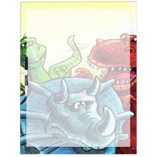 恐竜の友人 ホワイトボード