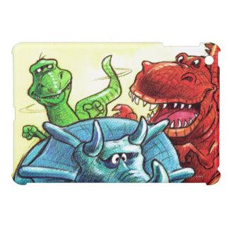 恐竜の友人 iPad MINIケース