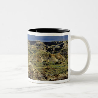 恐竜の地方公園4の荒地の形成 ツートーンマグカップ