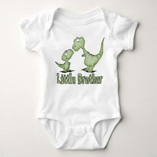 恐竜の弟 ベビーボディスーツ