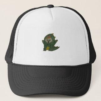 恐竜の服装 キャップ