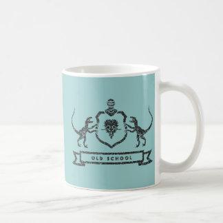 恐竜の紋章学-マグ コーヒーマグカップ