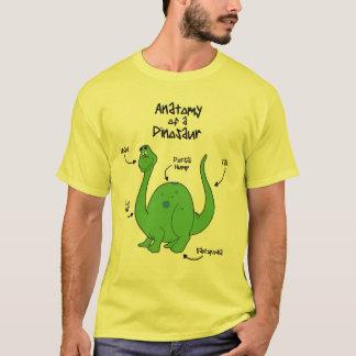 恐竜の解剖学 Tシャツ