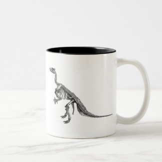 恐竜の選択 ツートーンマグカップ