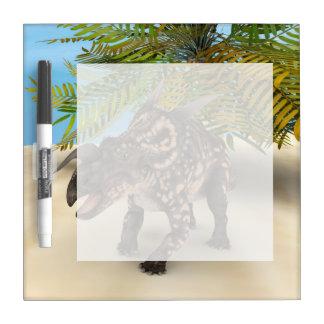 恐竜のEiniosaurus ホワイトボード