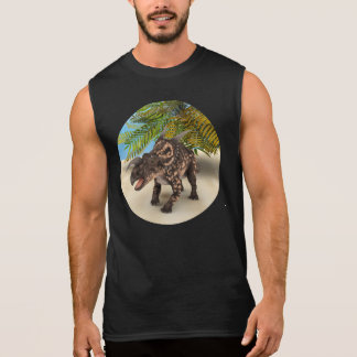 恐竜のEiniosaurus 袖なしシャツ