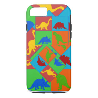 恐竜はiphoneの場合をもてあそびます iPhone 8/7ケース