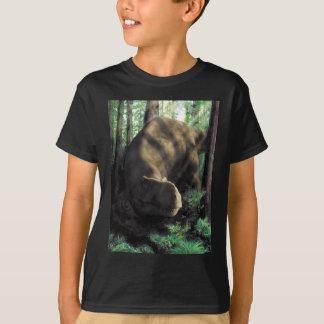 恐竜テーマの衣類 Tシャツ