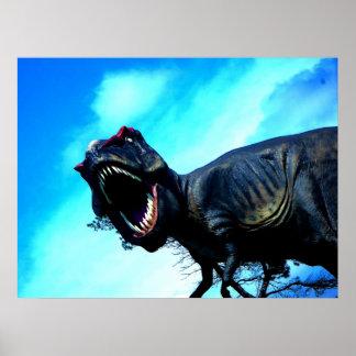 恐竜ポスターII ポスター