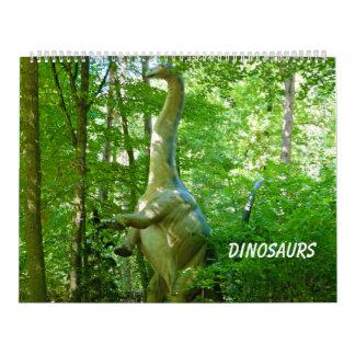 恐竜 カレンダー