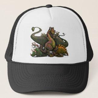 恐竜 キャップ