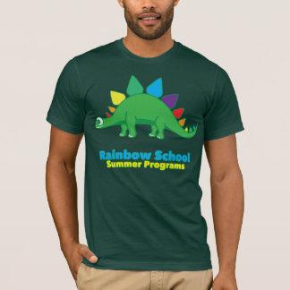 恐竜-ステゴサウルス Tシャツ