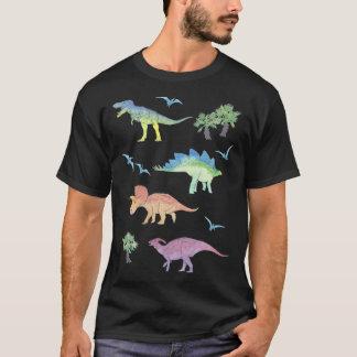 恐竜! フランクヨセフ著 Tシャツ