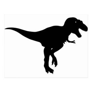 恐竜 ポストカード