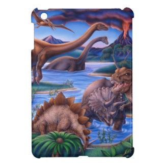 恐竜 iPad MINIケース
