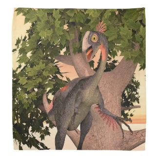 恐竜Gigantoraptor バンダナ