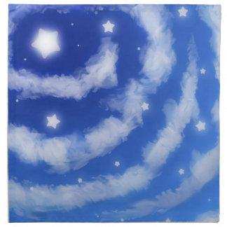 恒星雲のナプキン ナプキンクロス