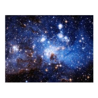 恒星雲 ポストカード