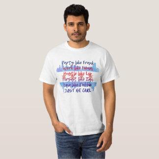 恥知らず Tシャツ