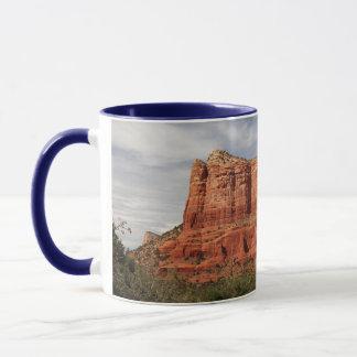 息もつけないほど-セドナ、アリゾナ マグカップ