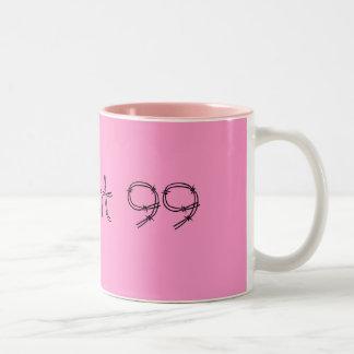 患者99 ツートーンマグカップ