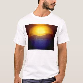 悩むことを夢を見ること Tシャツ