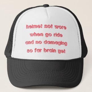 悩障害の土のバイクのモトクロスの帽子の帽子 キャップ