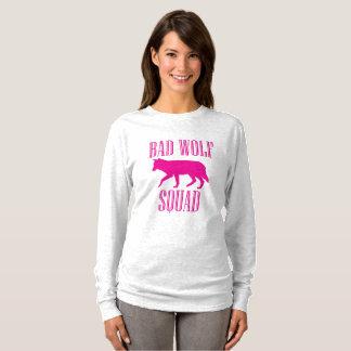 悪いオオカミの分隊 Tシャツ