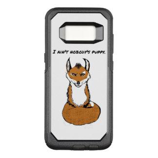 悪いキツネの電話箱 オッターボックスコミューターSamsung GALAXY S8 ケース
