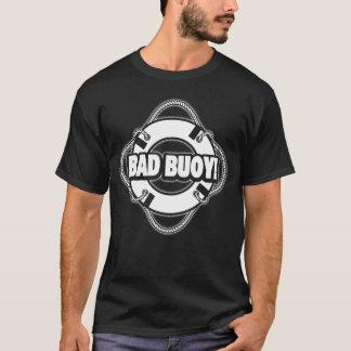悪いブイ-航海のなユーモア Tシャツ