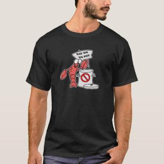 悪いロブスター Tシャツ