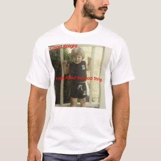 悪い事のアルバムTシャツについて忘れて下さい Tシャツ