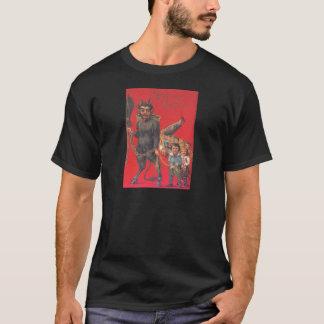 悪い子供とのKrampus Tシャツ
