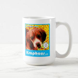 悪い子犬のマグ コーヒーマグカップ