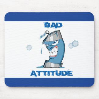 悪い態度 マウスパッド