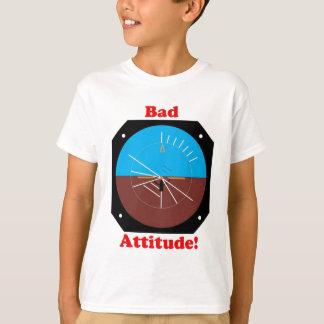 悪い態度 Tシャツ