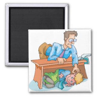 悪い教室の行動 マグネット