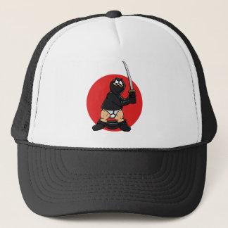 悪い日の忍者の帽子 キャップ