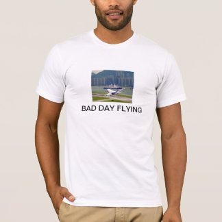 悪い日の飛行 Tシャツ