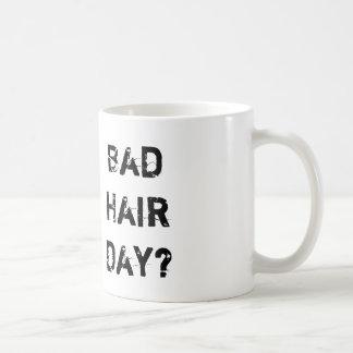 悪い毛日か。 コーヒーマグカップ