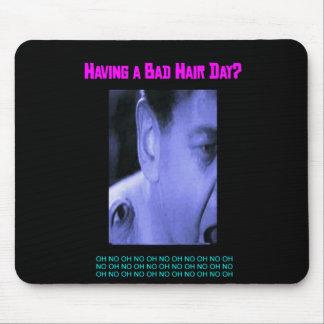 悪い毛日を過すことか。 マウスパッド