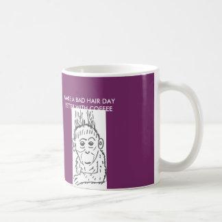 悪い毛日クラシックMUG-MAKEよりよくコーヒーと コーヒーマグカップ