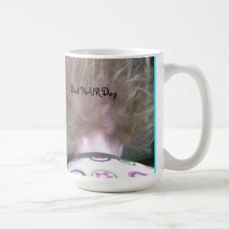 悪い毛日 コーヒーマグカップ