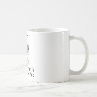 悪い毛日/BedHeadのマグ コーヒーマグカップ
