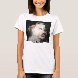 悪い毛日 Tシャツ