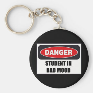 悪い気分の学生! キーホルダー